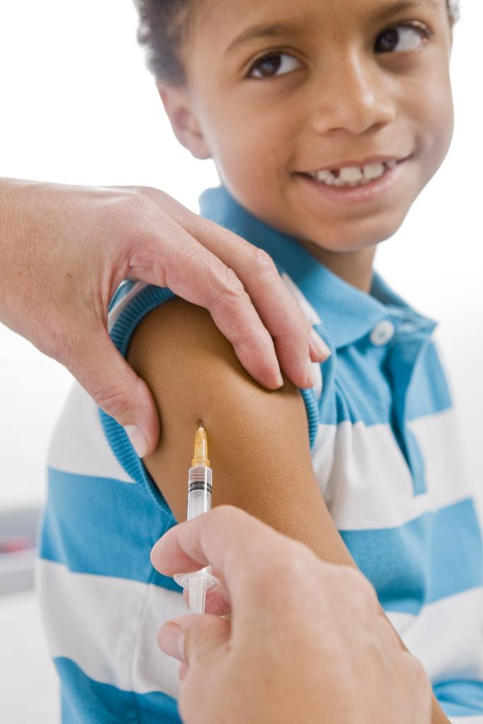 Enfant vaccination