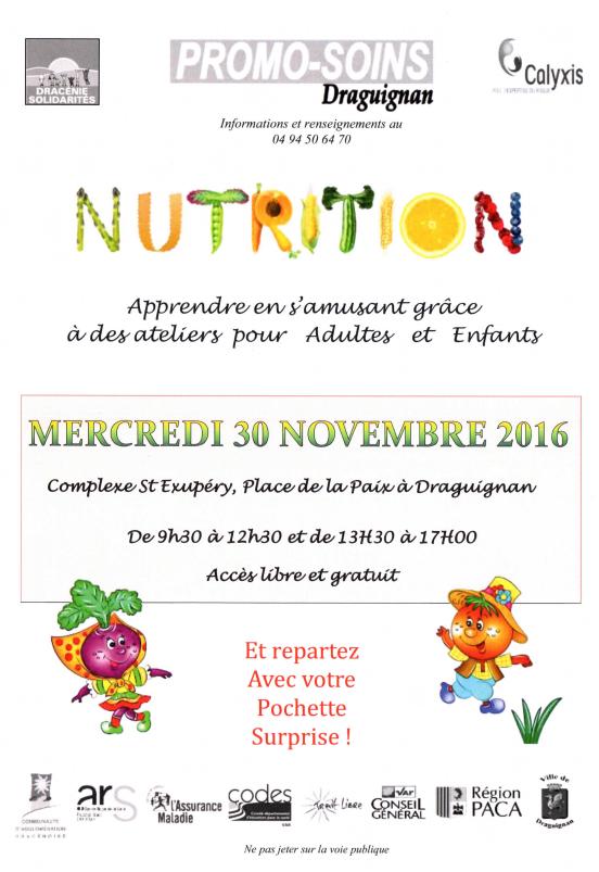 Journée Nutrition